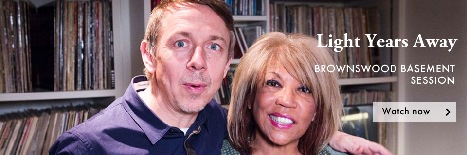 Gilles Peterson and Linda Lewis