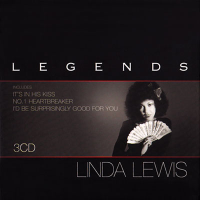 Linda Lewis - Legends