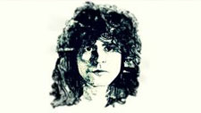 Marc Bolan illustration